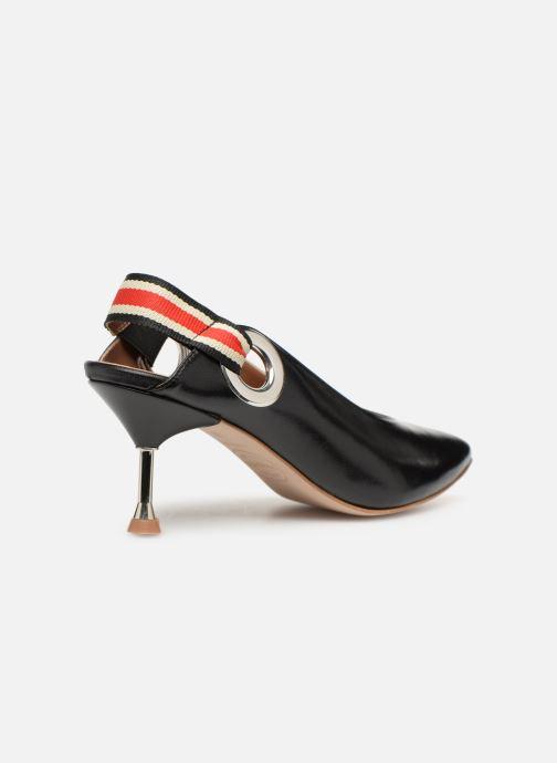 Zapatos de tacón Made by SARENZA Sport Party Escarpins #3 Negro vista de frente