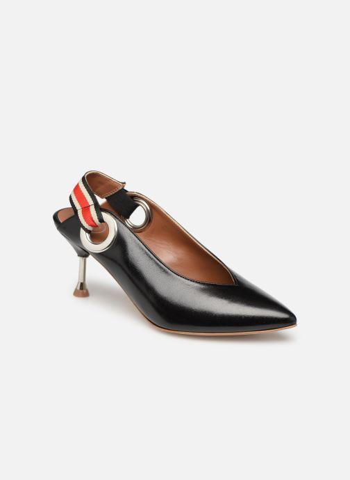 Zapatos de tacón Made by SARENZA Sport Party Escarpins #3 Negro vista lateral derecha