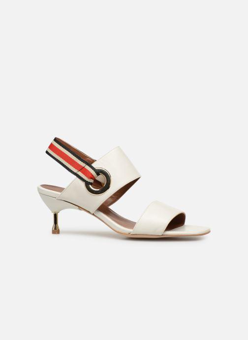 Sandales et nu-pieds Made by SARENZA Sport Party Sandales à Talons #2 Blanc vue détail/paire