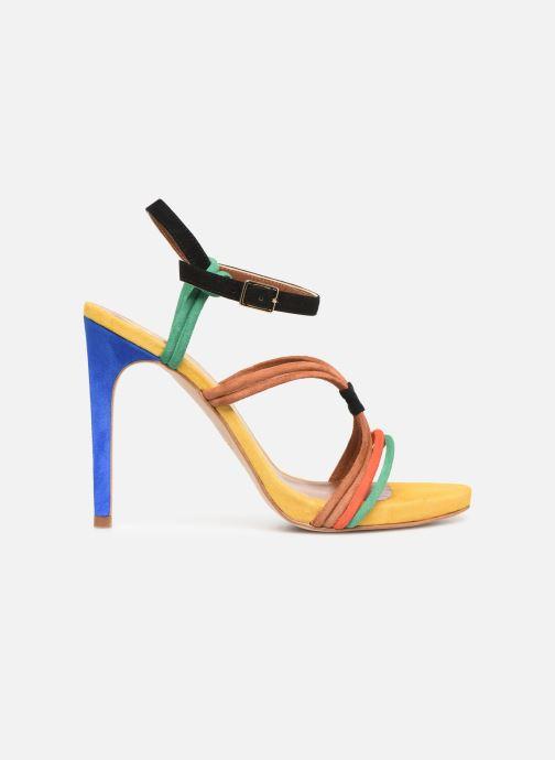 Sandales et nu-pieds Made by SARENZA UrbAfrican Sandales à Talons #7 Multicolore vue détail/paire