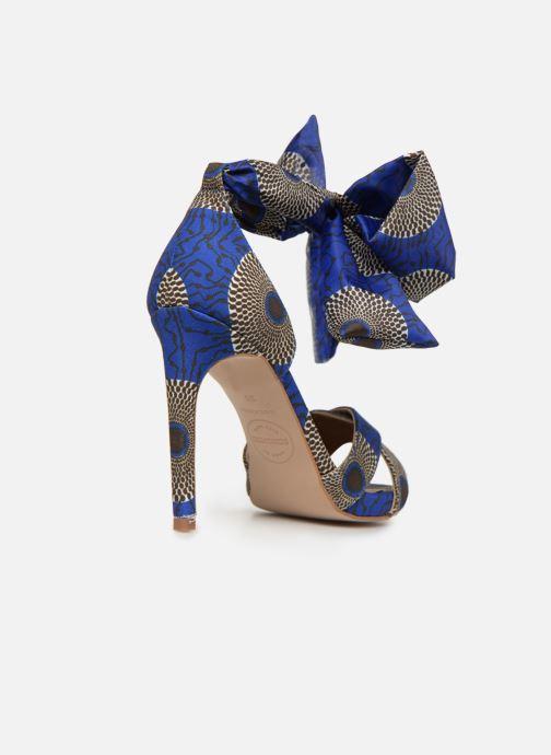 Made Made Made by SARENZA UrbAfrican Sandales à Talons  9 (Rosso) - Sandali e scarpe aperte chez | Ad un prezzo inferiore  5288bc