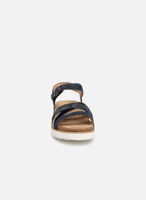 Sandals Mephisto Thina C Blue model view