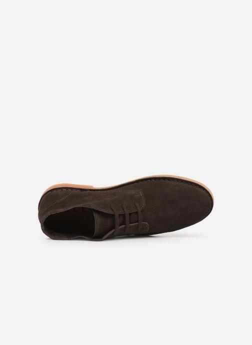 Boots en enkellaarsjes Selected Homme SLHROYCE DESERT LIGHT SUEDE BOOT W Bruin links