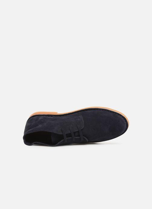 Boots en enkellaarsjes Selected Homme SLHROYCE DESERT LIGHT SUEDE BOOT W Blauw links