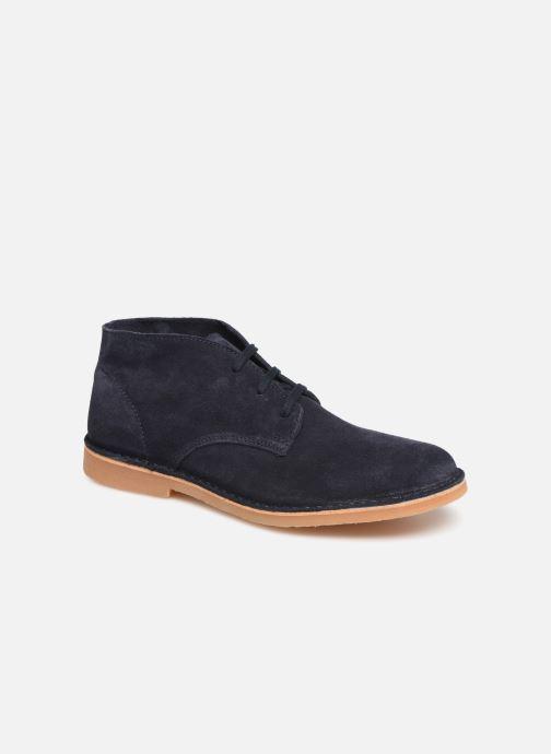 Boots en enkellaarsjes Selected Homme SLHROYCE DESERT LIGHT SUEDE BOOT W Blauw detail