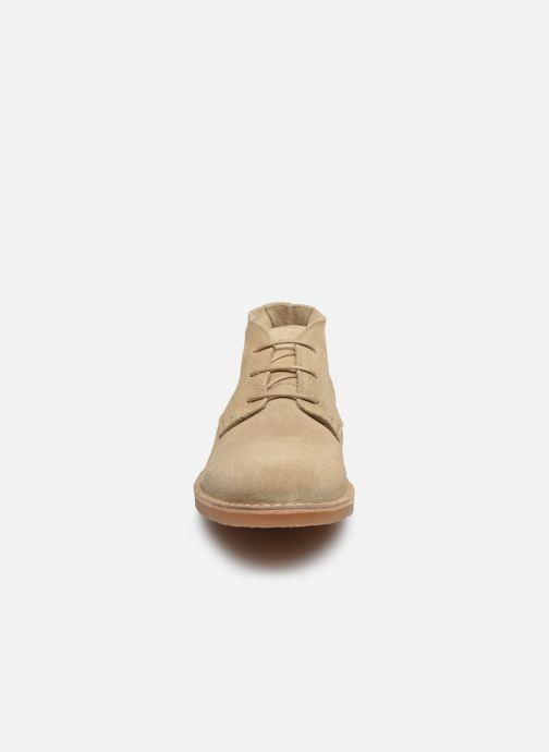 Boots en enkellaarsjes Selected Homme SLHROYCE DESERT LIGHT SUEDE BOOT W Beige model