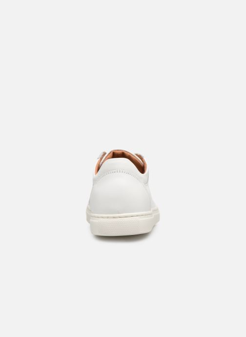 Sneakers Selected Homme SLHDAVID SNEAKER W NOOS Bianco immagine destra