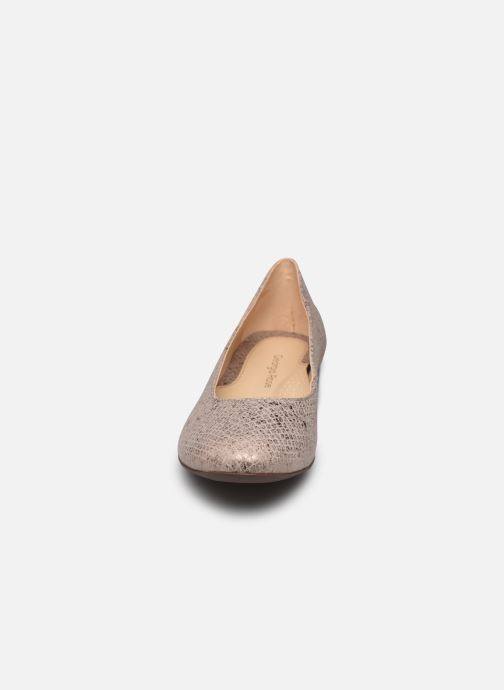 Ballerines Georgia Rose Soft Walia Rose vue portées chaussures