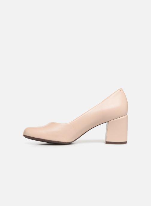 High heels Georgia Rose Wenda soft Beige front view
