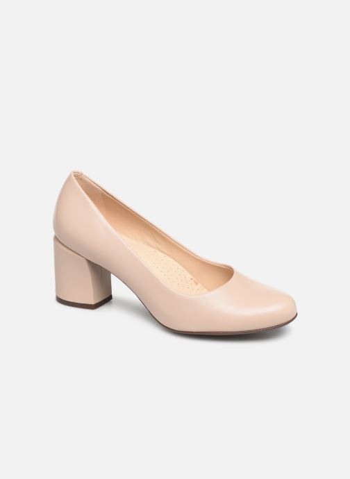 High heels Georgia Rose Wenda soft Beige detailed view/ Pair view