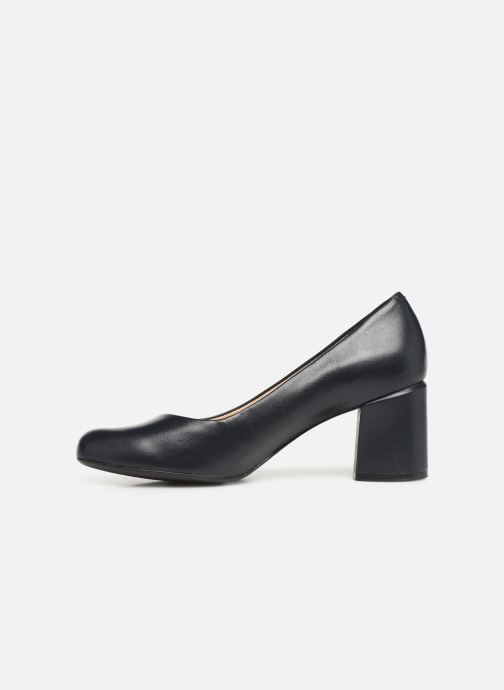 High heels Georgia Rose Wenda soft Blue front view