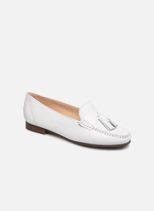 Mocasines Georgia Rose Waleria soft Blanco vista de detalle / par