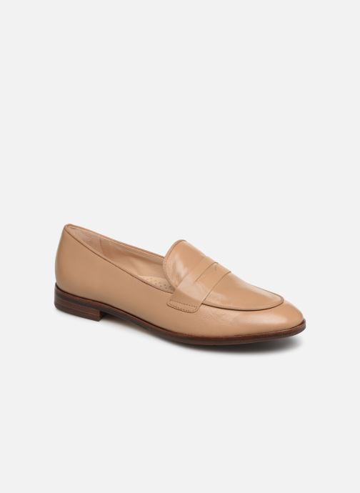 Loafers Georgia Rose Wiola Beige detailed view/ Pair view