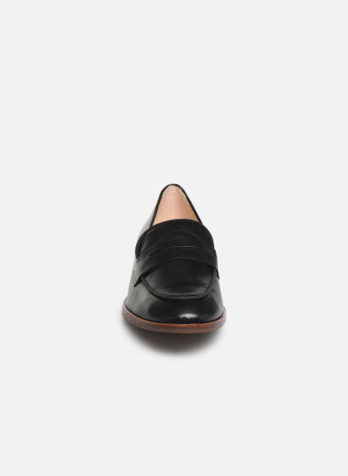 Mocassins Georgia Rose Wiola soft Noir vue portées chaussures