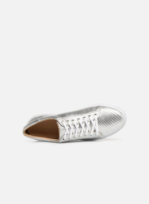Sneakers Georgia Rose Wilma soft Zilver links