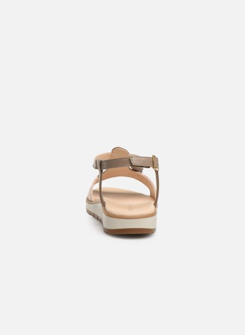 Sandals Georgia Rose Wokabi soft Beige view from the right