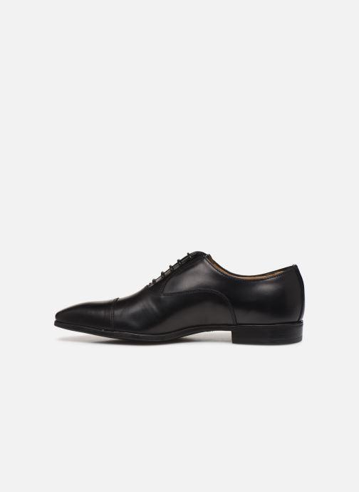 Chaussures à lacets Giorgio1958 GUSTAVO Noir vue face