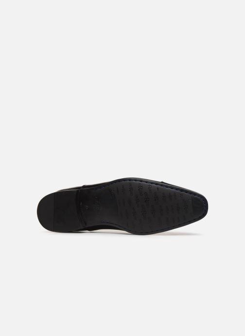 Chaussures à lacets Giorgio1958 GUSTAVO Noir vue haut