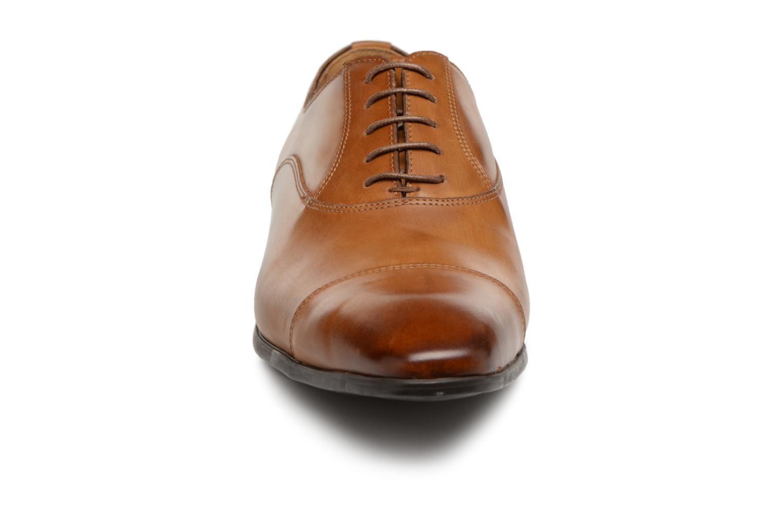 Chaussures à lacets Giorgio1958 GUSTAVO Marron vue portées chaussures