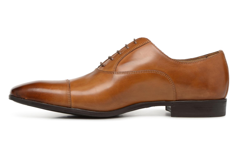 Chaussures à lacets Giorgio1958 GUSTAVO Marron vue face
