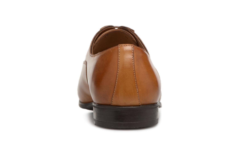 Chaussures à lacets Giorgio1958 GUSTAVO Marron vue droite