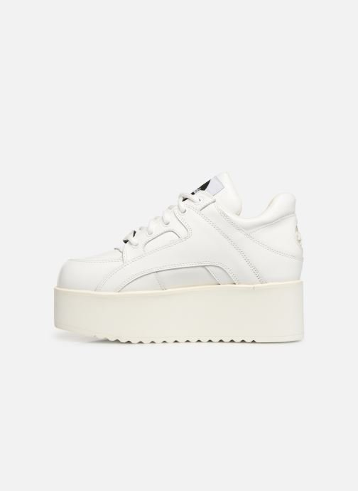 Trainers Buffalo 1330-6 White front view