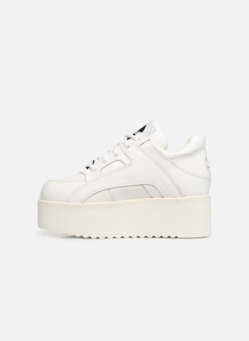 Sneakers Buffalo 1330-6 Bianco immagine frontale