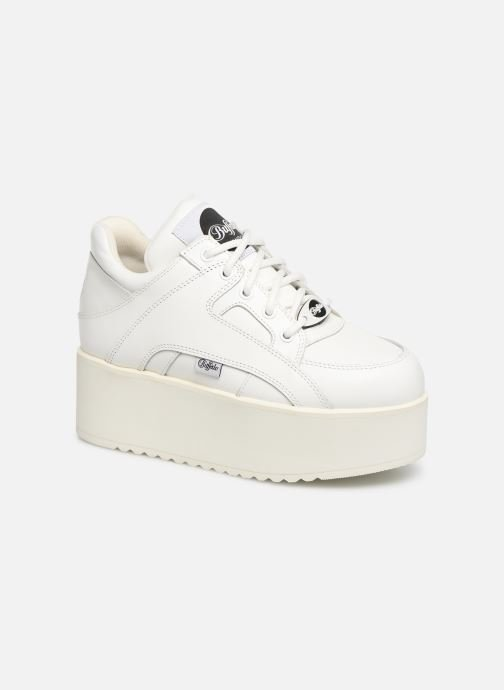 Trainers Buffalo 1330-6 White detailed view/ Pair view