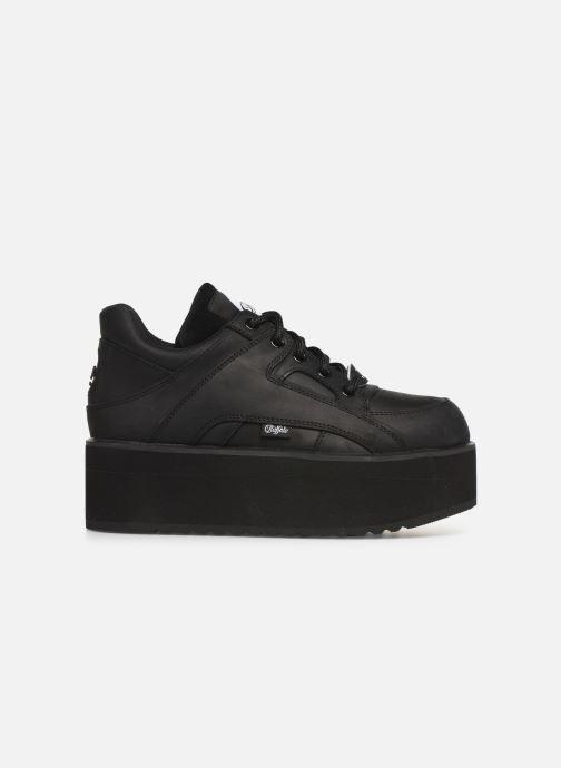 Sneaker Buffalo 1330-6 schwarz ansicht von hinten