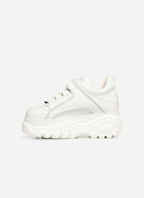 Sneaker Buffalo 1339-14 weiß ansicht von vorne