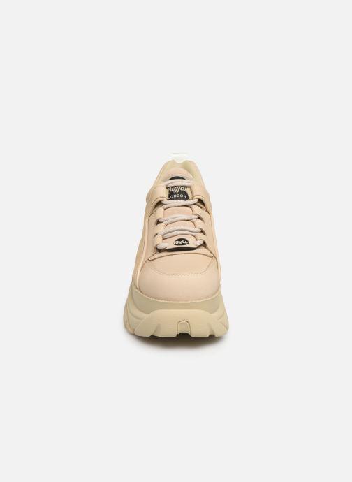 Sneakers Buffalo 1339-14 Beige se skoene på