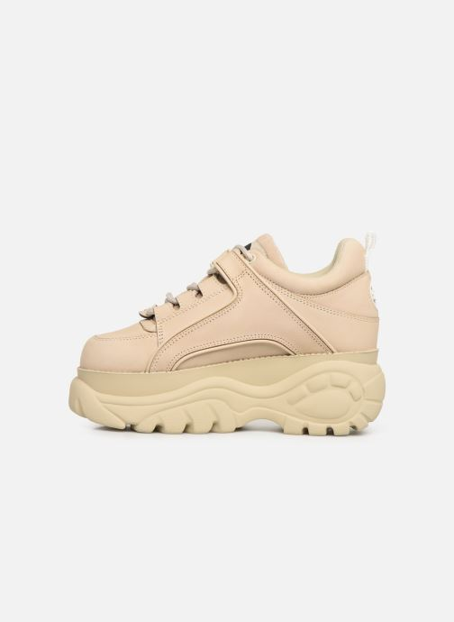 Trainers Buffalo 1339-14 Beige front view