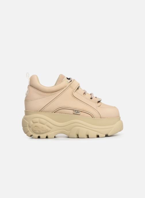 Trainers Buffalo 1339-14 Beige back view