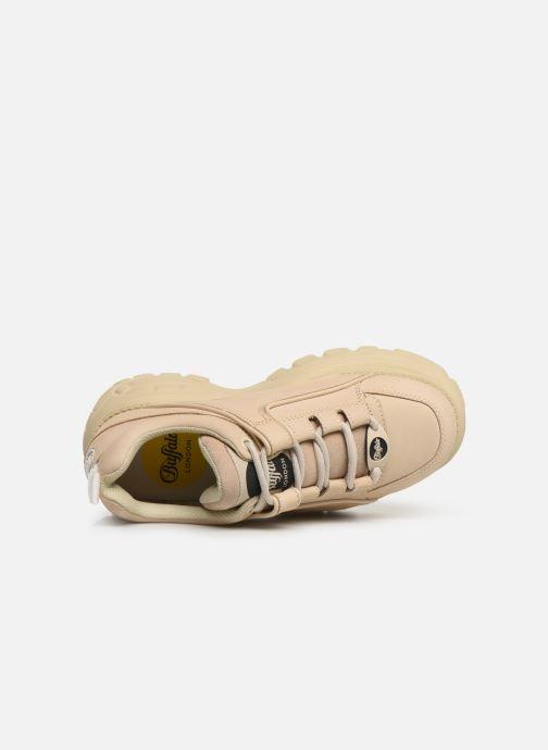 Sneakers Buffalo 1339-14 Beige se fra venstre