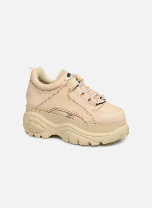 Sneakers Buffalo 1339-14 Beige detaljeret billede af skoene