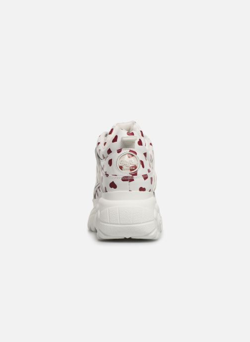 Trainers Buffalo 1339-14 White view from the right