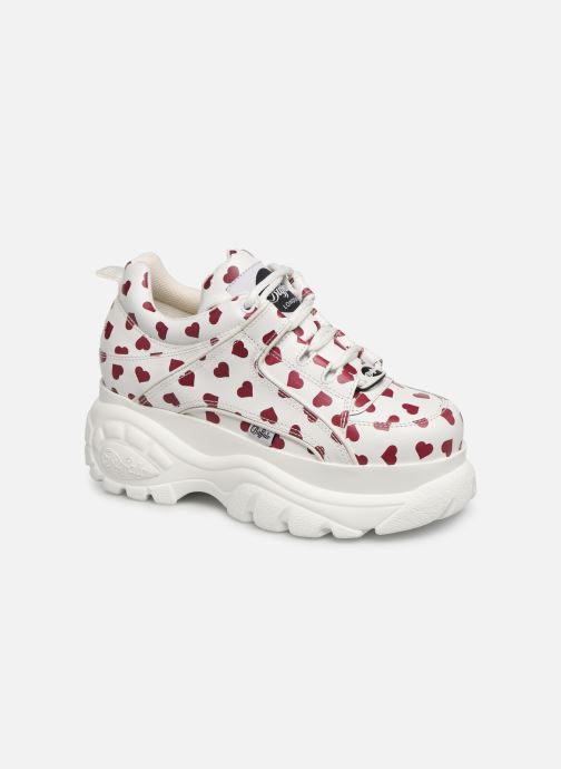 Trainers Buffalo 1339-14 White detailed view/ Pair view