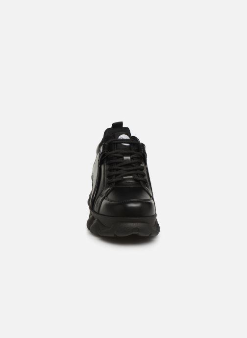 Baskets Buffalo CORIN Noir vue portées chaussures