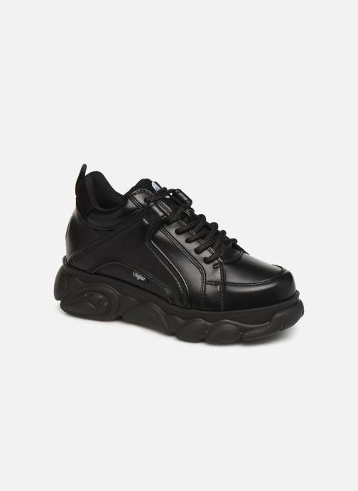 Sneakers Buffalo CORIN Sort detaljeret billede af skoene