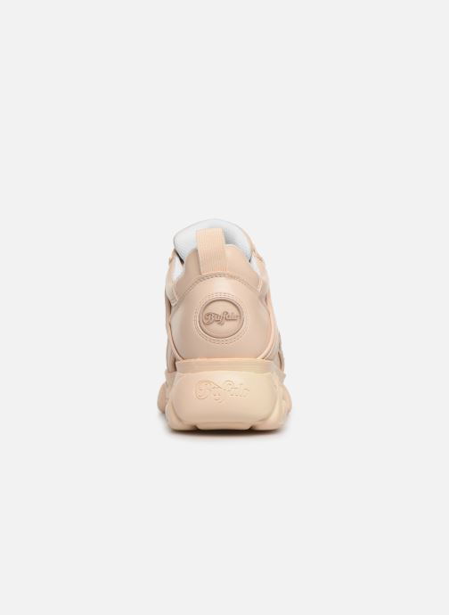 Trainers Buffalo CORIN Beige view from the right