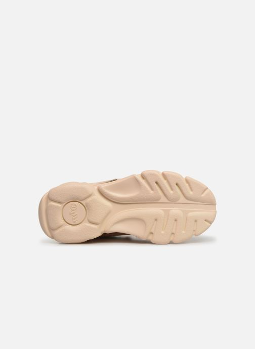 Trainers Buffalo CORIN Beige view from above