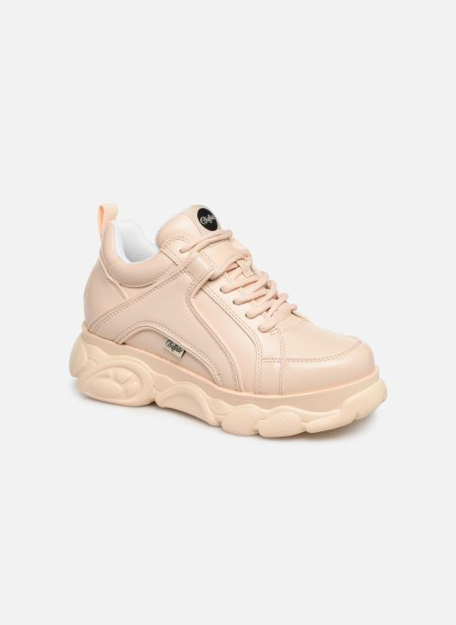 Trainers Buffalo CORIN Beige detailed view/ Pair view