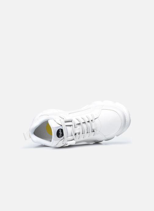 Sneakers Buffalo CORIN Bianco immagine sinistra