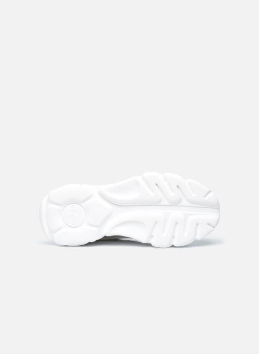 Sneakers Buffalo CORIN Bianco immagine dall'alto