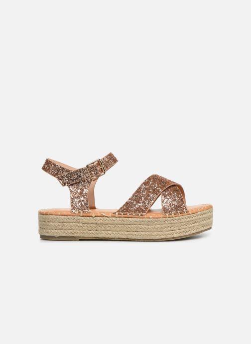 Espadrilles I Love Shoes Becroisa Rose vue derrière