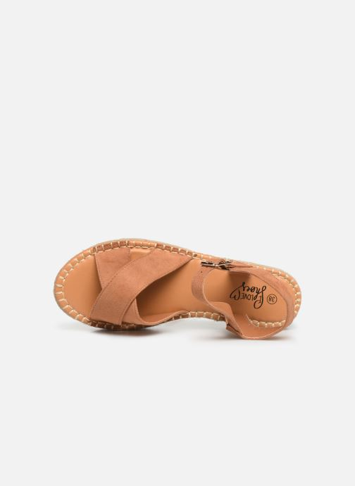 Espadrilles I Love Shoes Becroisa Bruin links