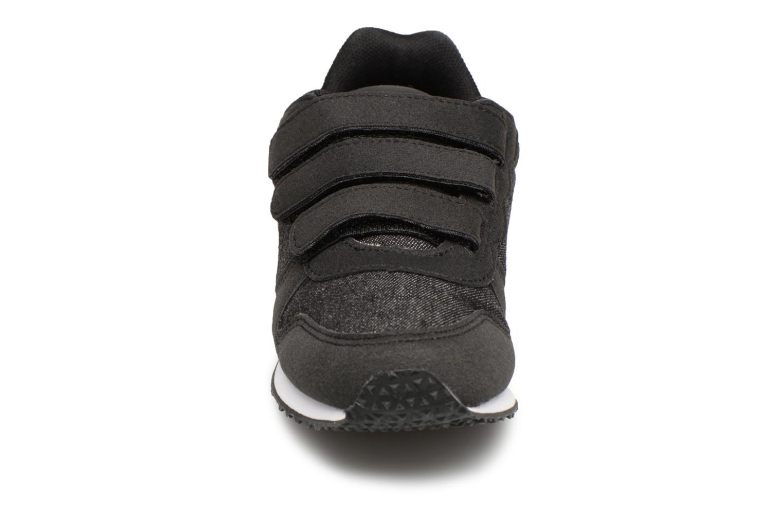 Baskets Le Coq Sportif Alpha PS Craft Noir vue portées chaussures