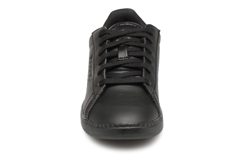 Baskets Le Coq Sportif Courtset Gs Sport Noir vue portées chaussures