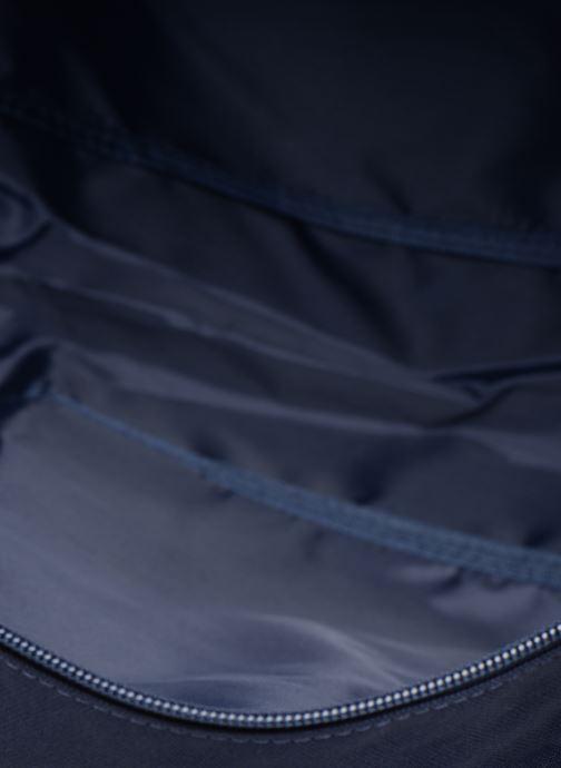 Sacs de sport Fred Perry TWIN TIPPED BARREL BAG Bleu vue derrière