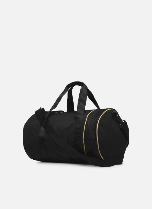 Sacs de sport Fred Perry TWIN TIPPED BARREL BAG Noir vue droite